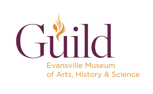 Museum Of Arts And Design Logo : Evansville museum of arts history science guild logo